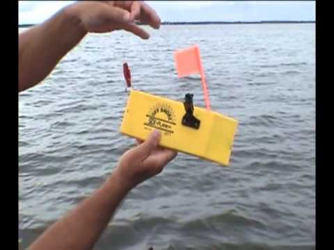 Off Shore Planer Board Review And How To Use Them Youtube