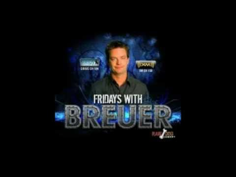 Kris Tinkle on Jim Breuer's Sirius XM Show (Friday's With Breuer)