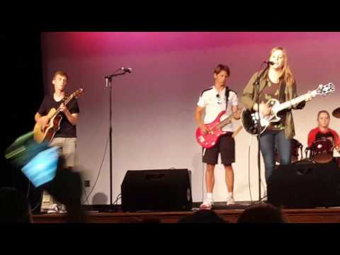 Casual Fridays - A student band from Notre Dame Regional High School in Cape Girardeau MO