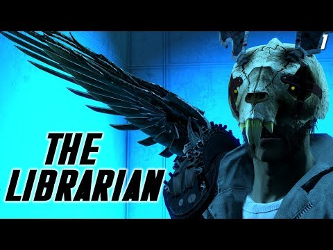 Fallout 4 Mods - The Librarian - Part 1