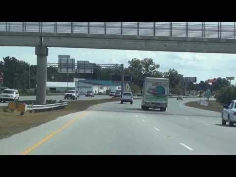 Heading From New Bern to James City North Carolina - HWY 70 East