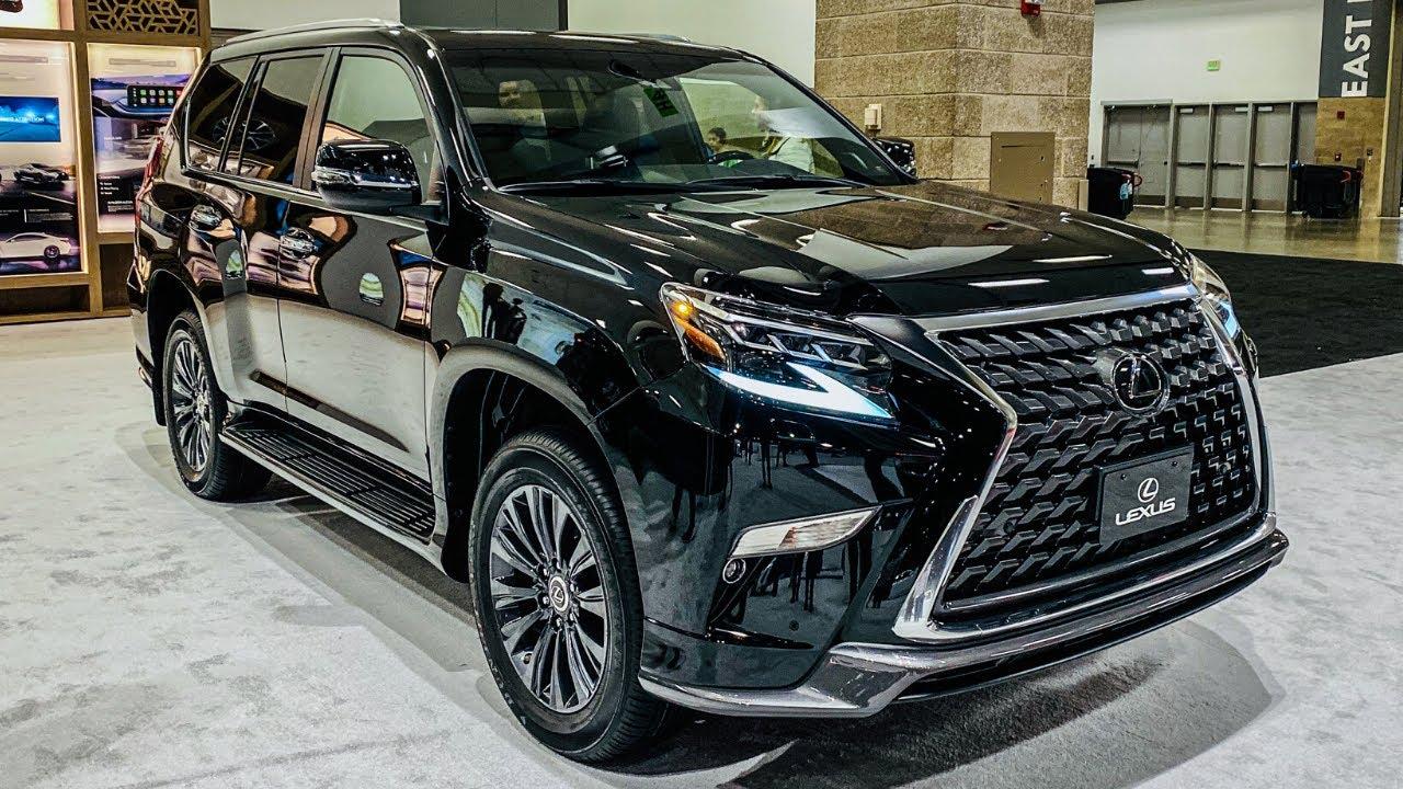 2020 lexus gx 460 luxury suv  interior exterior