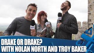 Drake Or Drake? Troy Baker takes Nolan North