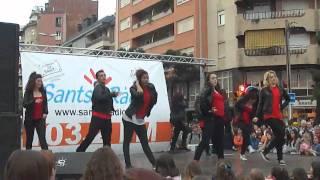 Dia de la Danza - Coreo Martah Santillana//La Urban Dance Factory