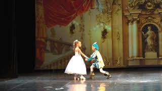 Очень красивый детский танец Золушка