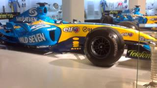 Fernando Alonso Collecion. Renault R25 y R26