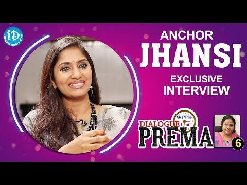 Anchor Jhansi Exclusive Interview || Dialogue With Prema #6 || #CelebrationOfLife || #243