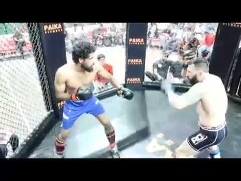 Bangalore open MMA championship 2017, Mehdi Shah vs Mudassar Shaikh pune