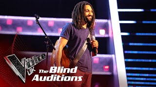 Doug Sure's 'Feels Like Summer' | Blind Auditions | The Voice UK 2020