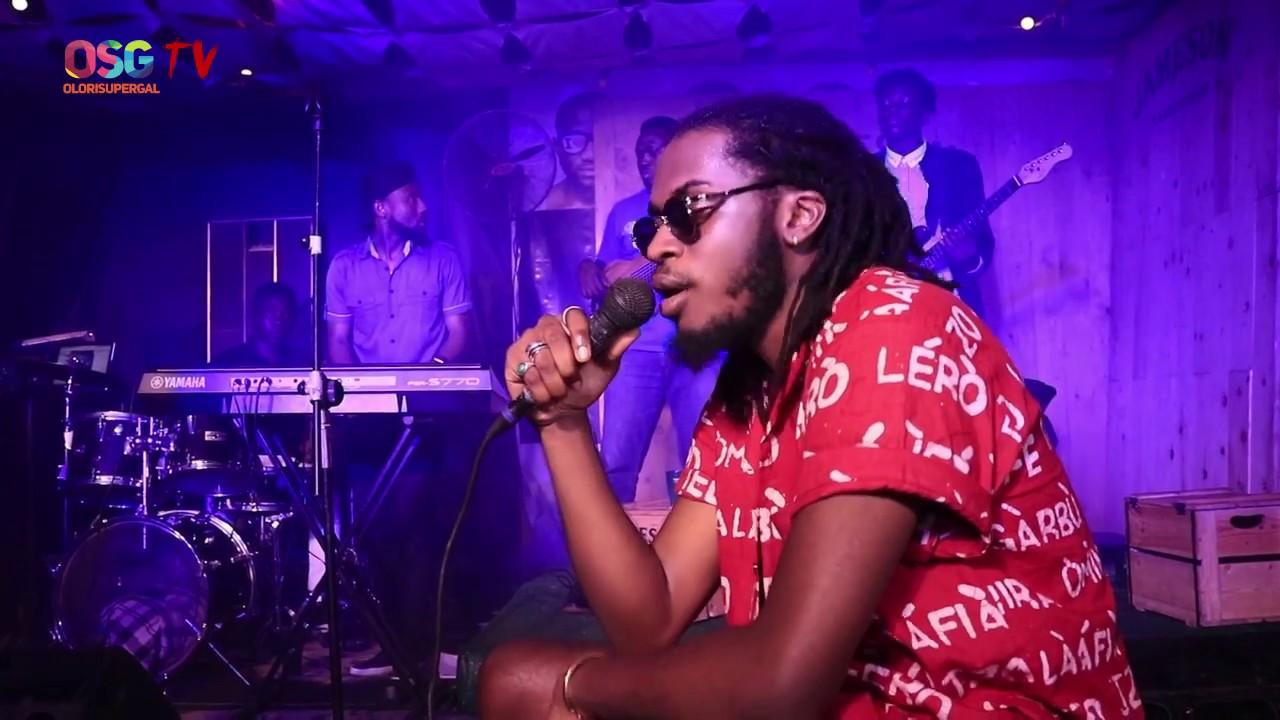 Download BOJ| Falz| Poe| Ajebutter22| Showdemcamp stunned Album listening Party on OloriSupergal TV