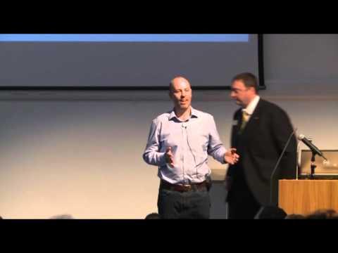 Keynote at Cambridge Digital Marketing Conference