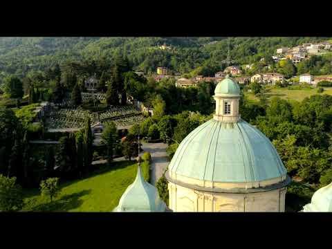 AAME - Parrot Anafi - Villa Agnelli e Chiesa di San Pietro in Vincoli, Villar Perosa TO
