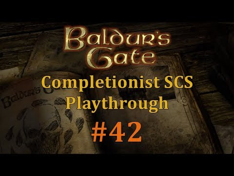 [BGEE #42] Baldur's Gate Saga SCS Completionist Playthrough - Enlightenment Through Unknowing