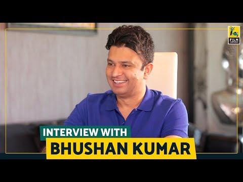 Interview with Bhushan Kumar | T Series | Anupama Chopra | World Music Day