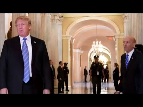 Trump using Cold War law to justify EU tariffs, says trade trader
