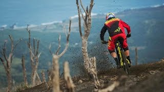 Downhill MTB: Descending the Spine of a Volcano | Ring of Fire