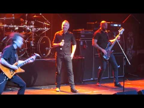 Falconer - A Quest For the Crown Progpower USA
