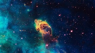 Celestial White Noise - Space Galaxy Universum Ambient Noise - Sleep, Learn, Reduce Stress, Chill