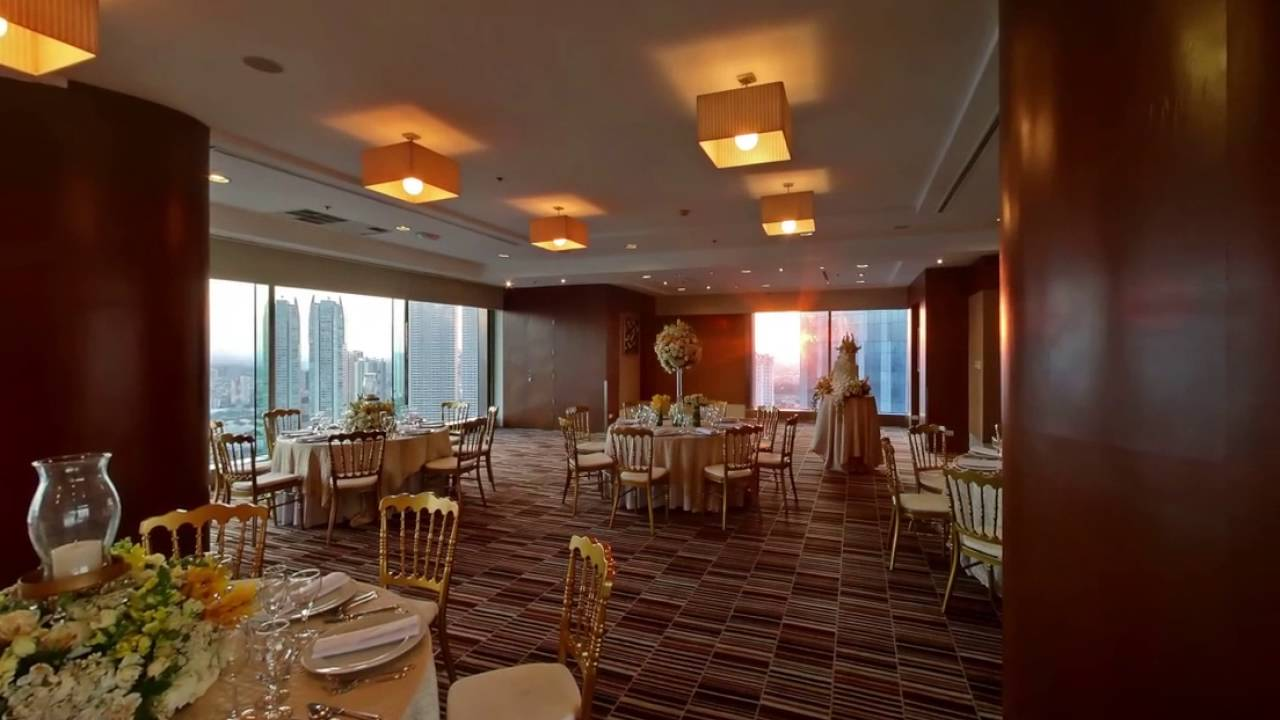 Wedding Venue In Ortigas Pasig Colombus Function Room At Discovery Suites Youtube
