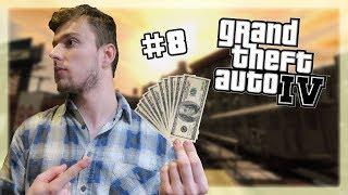 DE MÁM PEŇÁZE?! | Grand Theft Auto 4 | Part 8 | SK Let's Play | George