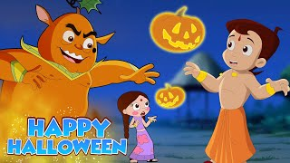 Chhota Bheem - Halloween in Dholakpur | Halloween Special |Fun Kids Videos|Cartoon for Kids in Hindi