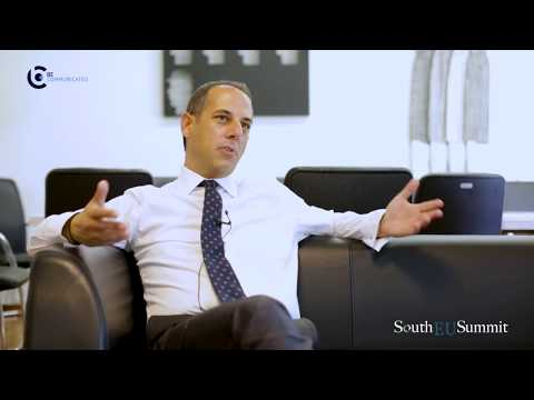 South EU Summit Interview Marios Demetriades- CY Minister of Transport, Communications and Works