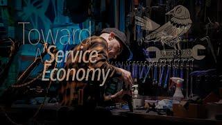 Toward a Service Economy || Blackbird Bike Co.