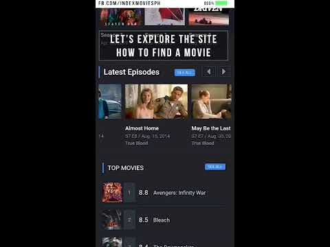 How to Watch & Download Movies/TV Series - Mobile Version
