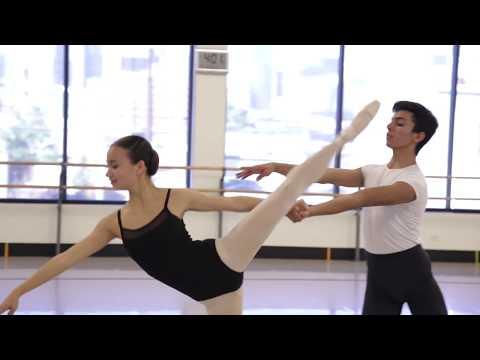 Colorado Ballet's Academy Pre-Professional Division