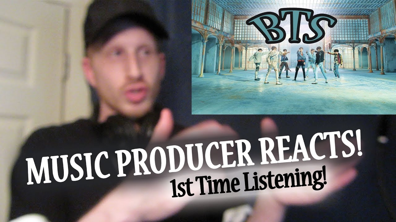 Music Producer Reacts To Bts Fake Love First Time Hearing Bts