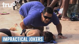 Impractical Jokers - Blacked Out In A Public Pool