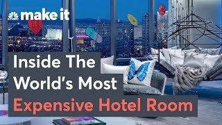 Inside The World's Most Expensive Hotel Room – $100,000 A Night In Las Vegas