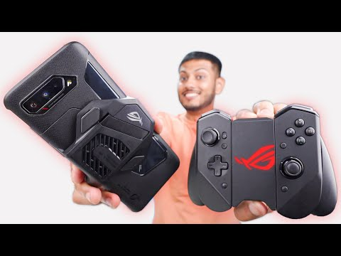 This Smartphone Has Console Like Gaming Features !