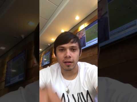 Vídeo completo do recado de Romero