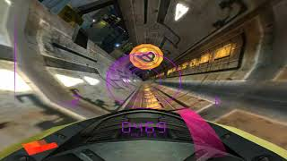 [Ballistics (PC) Gameplay] A classic dangerously fast futuristic racing game!
