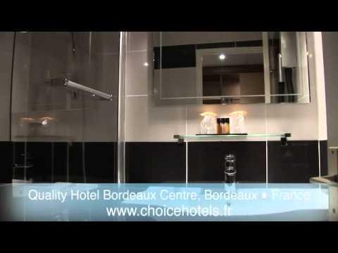 Quality Hotel Bordeaux Centre, Bordeaux - Découvrez L'hôtel