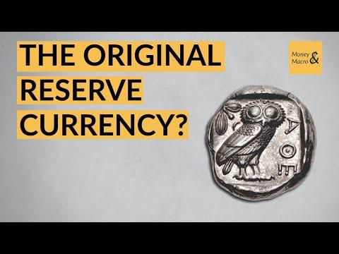 The Monetary Economy of Ancient Athens