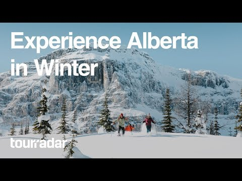 Experience Alberta in Winter