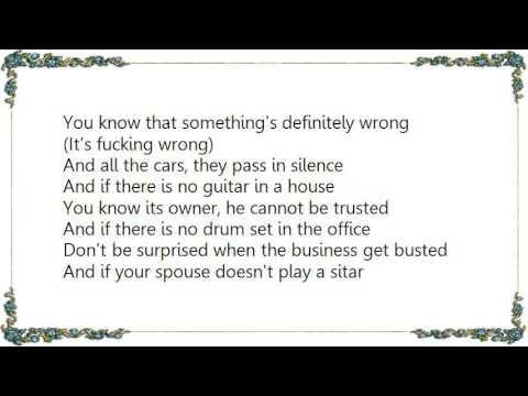 Gogol Bordello - Punk Rock Parranda Lyrics mp3