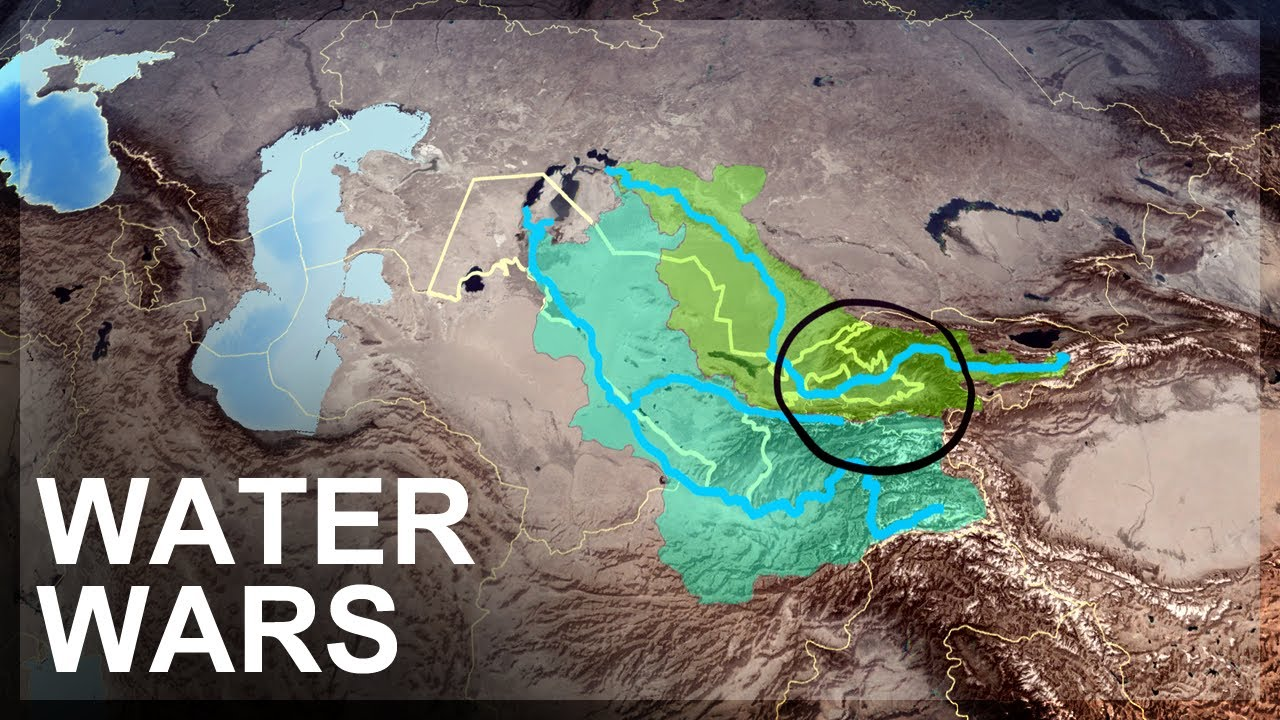 Central Asia on the verge of a water war