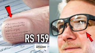 10 Crazy Exam Cheating Gadgets for Student Available On Amazon India | Under Rs150, Rs500, Rs1000