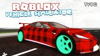 WE BACK!! SO MANY UPDATES & TESLA ROADSTER 2.0 | Roblox Vehicle Simulator