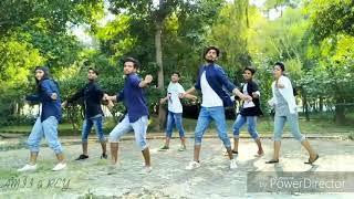 Ranchi Diaries | Helicopter |  The d_MONS | freestyle + hip hop | AMAN & REYANSH | funny dance video