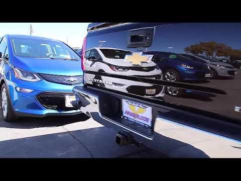 2018 Chevrolet SILVERADO 1500 Double Cab LT  Fairfield  Vallejo  Sonoma  St helena  American Canyon