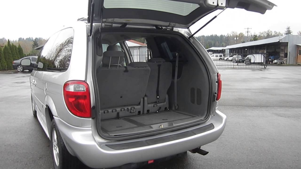 2006 Dodge Grand Caravan, Silver - STOCK# 886038 ...