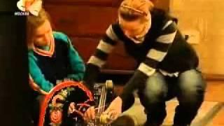 Приколы со съемок сериала Папины дочки