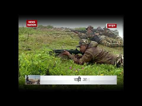 Pakistan violates ceasefire in J&K's RS Pura sector , Indian Army gives befitting reply