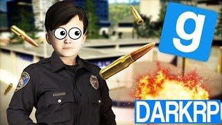 L'ENFANT STAGIAIRE DE POLICE - Garry's Mod DarkRP