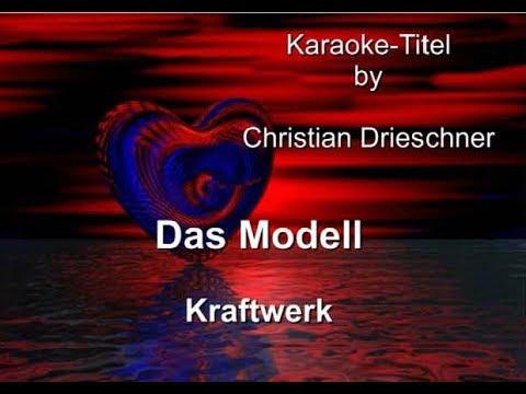 Das Modell - Kraftwerk - Karaoke