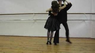 Движения Tango